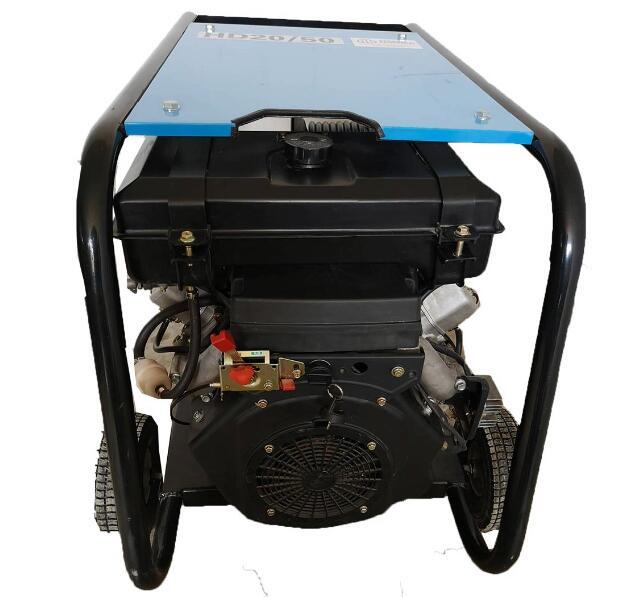高压清洗机常见的几个故障及排除方法